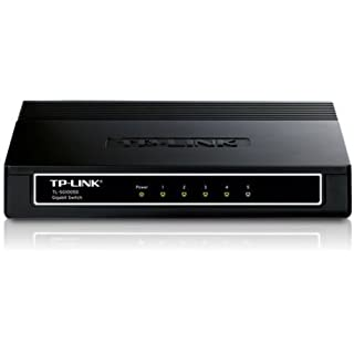 TP-Link TL-SG1005D Netzwerk Switch, 5x 1000MBit/s RJ45 Ports
