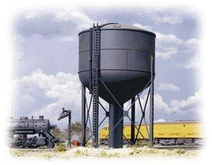 Walthers-Cornerstone-933-3043-Wasser-Tank-Stahl-Optik-Gebude