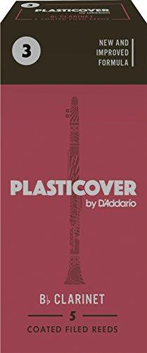 Plasticover Blätter für Bb-Klarinette Stärke 3.0 (5 Stück)