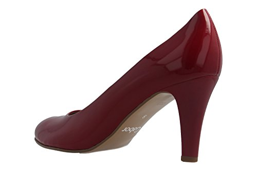 Gabor 75-210-75 escarpins femme Rouge