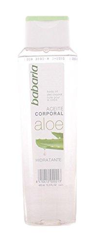Babaria Aloe Vera Aceite Corporal Hidratante - 400