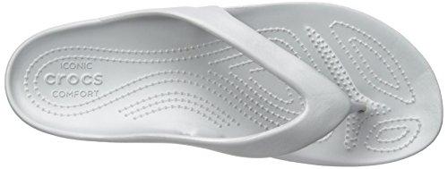 Crocs Kadee Ii W, Sandales - Femme Argent (Silver)