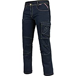 WÜRTH MODYF Jeans de Travail Multipoches Stretch X Taille 40