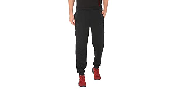 Ferrari Sweat Pants cc Black  Amazon.in  Shoes   Handbags c8321f1f51b08
