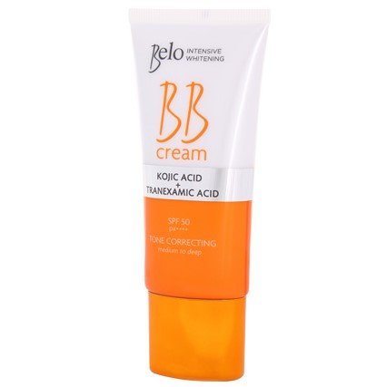 NOUVEAU Belo intensifs Kojic & acide tranexamique BB crème - 50mL - blanchiment crème correcteur de tonalité pour les moyennes et la peau en profondeur