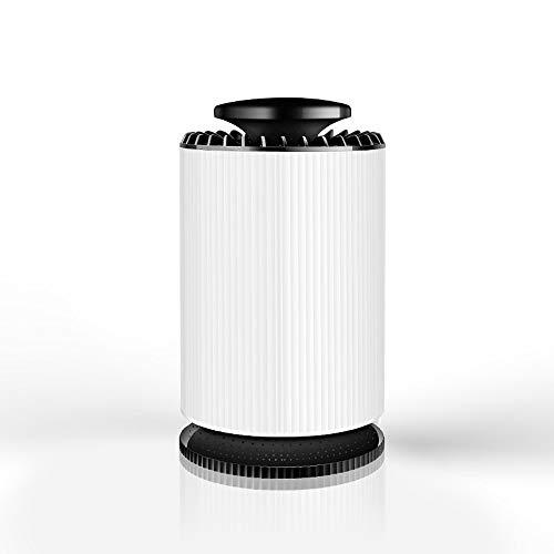 Ouuc Mit UV-Licht-chemikalienfreier LED für Moskito-Mörder-Falle, Mini-Insektenschutz-Mücke/Fliegen/kleine Fliegende Mücken, Innenhaus Küche Schlafzimmer Tragbares Zelt Licht Camping Laterne Insek