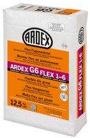 Ardex G6 Flex-Fugenmörtel 5 kg brillantweiß, 1-6mm lange verarbeitbar