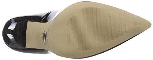 Buffalo 11335X-269 PATENT LEATHER, Chaussures à talons - Avant du pieds couvert femme Noir - Noir (01)