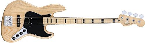 Fender 0143512321Deluxe activo Jazz Bass arce diapasón