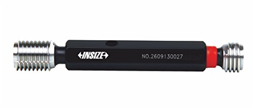 Insize 4139'– 22R Nassrasierer fein Gewinde Stecker Gage, 6h, Go und rechtsfreien, ISO 1502, M22x 1,5