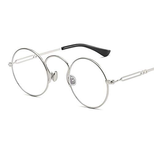 YLNJYJ Sonnenbrillen Polarisierte Sonnenbrille Frauen Hohe Qualität Runde Vintage Desingner Straße Schießen Gläser Uv400