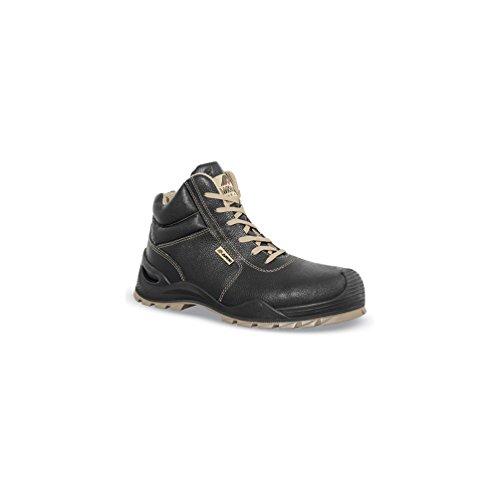 Aimont - Chaussure de sécurité montante FORTIS S3 SRC - Aimont Noir