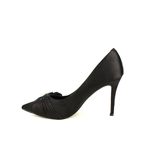 Cendriyon Escarpin Noir So Chic Chaussures Femme Noir