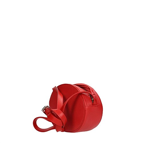 Sneakernews Descuento 100% Original Guess HWLINDL6295 Tracolla Donna Pelle Rosso 0SYE5
