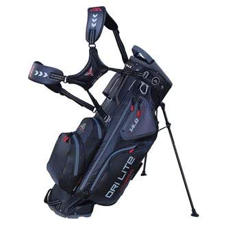 Big Max Dri Lite Hybrid Stand Golf Bag - Noir
