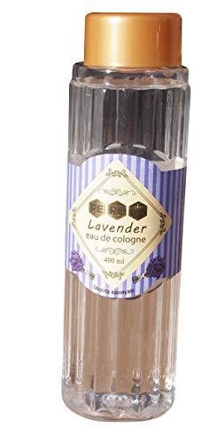 Pereja - Türk. eau de cologne mit Lavendel Duft - Lavanta Kolonya (400ml) -