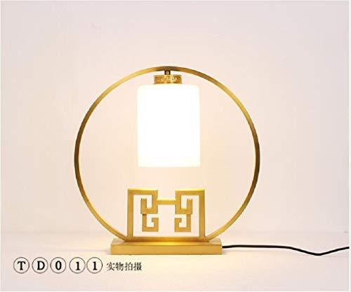 Lampara De Mesilla De Noche Chinese Living, Dormitorio, Estudio, Terraza, Lampara De...