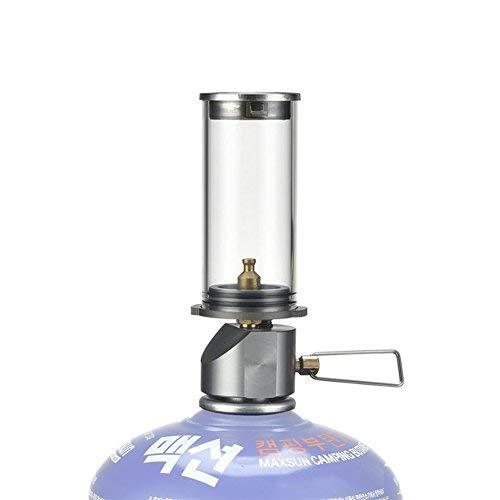 SUNRIS BRS-55 Traumhafte Kerze Lampe Mini hängende Kerze Lampe Gasbrenner Outdoor Camping Gas Beleuchtung