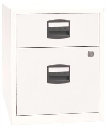Bisley Home Rollcontainer | Hängeregisterschrank | Schubladenschrank | Aktenschrank | Metallschrank | Bürocontainer | PFAM1S1F696
