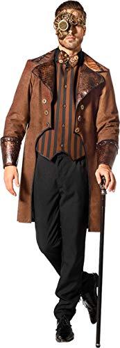 The Fantasy Tailors Wilbers & Wilbers Steampunk Steampunkkostüm Kostüm Neo Viktorianisch Gothic