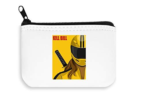 Kill Bill Poster Japanese Hattori Hanzo Zipper Wallet