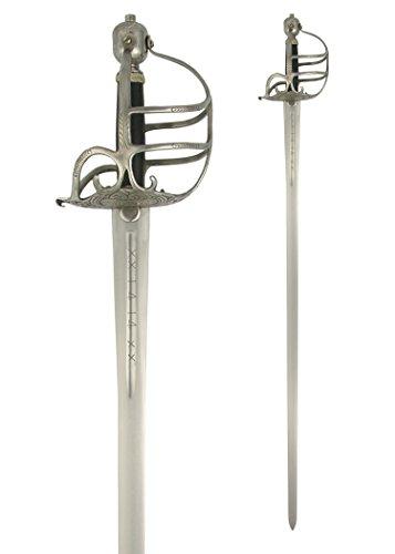 Korbschwert Mortuary schaukampftauglich von Hanwei ®