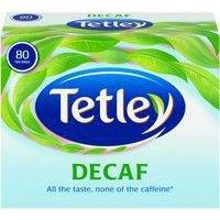 Tetley Tea Koffeinfreier, 5012X
