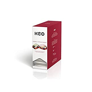 KEO-Tee-ERDBEER-ZITRONENGRAS-15-Teachamps-im-Aromakuvert