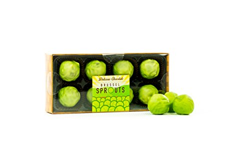 Martins Chocolatier Chocolate Brussels Sprouts 8 truffles