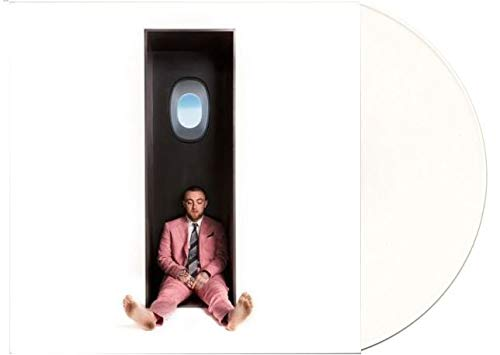 Schwimmen - Mac Miller Limited Edition, Vinyl, Weiß, 2 Stück (Vinyl-schallplatten-jazz)