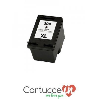 Cartuccia compatibile hp 304 xl nera modello n9k08ae