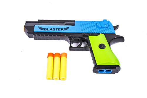 Tector Super Blaster Soft Bullet Gun