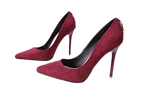 ... Vintage sexy Red Bottom Spitzschuh-Absatz-Frauen-Pumpen-Schuhe 2014  Brand New ...