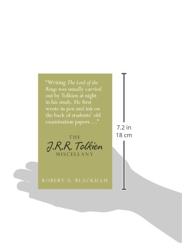 The J.R.R. Tolkien Miscellany