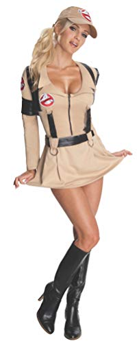 bies Sexy Womens Ghostbusters Halloween Costume Dress ()