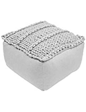 Nattiot pouf Neo gris (30x 30x 20cm)–gris