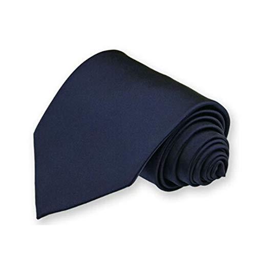 UJUNAOR Herren Krawatte Reine Seide Edel Männer-Design Gebunden Zum Hemd mit Anzug für Business Hochzeit 9 cm Schmal/Breit(A)