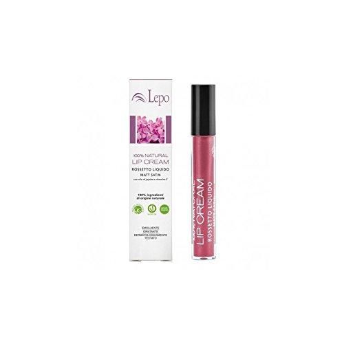 Lepo 100% Natural Lip Cream N ° 05 Fuchsia 5 ml
