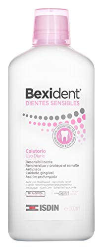 ISDIN Bexident Dientes Sensibles Colutorio - 500 ml