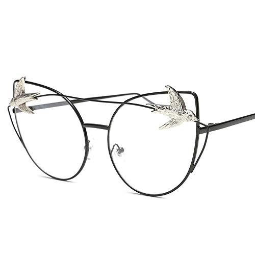 Sonnenbrille Für Männer Und Frauen High-End Fashion Cat-Eye Bird Kante Sonnenbrille Outdoor Reisen Sport Leichte Und Bequeme Sommer Winddicht Staubdicht Uv400 Licht Schneiden