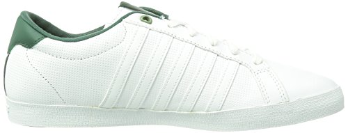 K-Swiss All Court Tennis II SO, Sneaker a collo basso Uomo Bianco (White Pine Sea Spray)