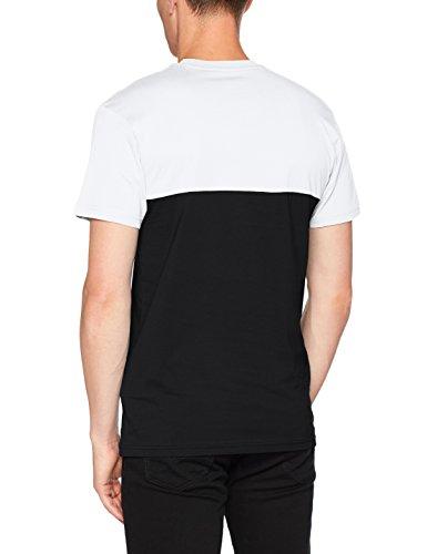 Zoom IMG-2 vans colorblock tee maglietta bianco