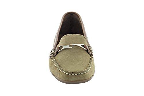 Chaussures de Ville SALMAGODI Femme 68-94665 Mushroom