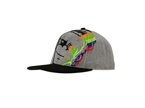 VR46 Cap Dottorino 46 Grey VR|46 Valentino Rossi Official Racing Apparel grau