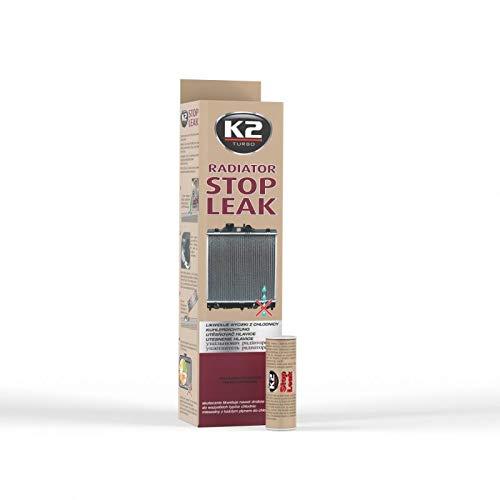 Sigillante per impianti di raffreddamento, turafalle in polvere per radiatori, per perdite di liquido refrigerante, formato granulare, 18,5 g (lingua italiana non garantita)