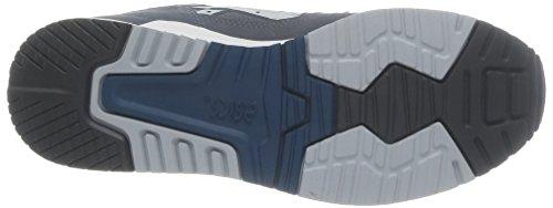 Asics Gel-Lyte III, Chaussures de trail femme Gris (1610-Dark Grey/Soft Grey)