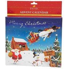 Preisvergleich Produktbild Lincoln Adventkalender -Ein toller Adventkalender mit 24 Türchen,  die jeweils drei Pferdeleckerlies enthalten