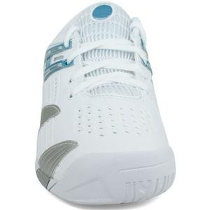 BABOLAT V-Pro All Court-Chaussure de Tennis Seã'±Ora Wht/Blue