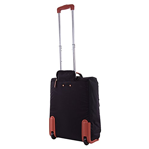 Salida Auténtico Barato Brics X-travel Trolley Orange/Brown Nero/marrone Con El Envío Libre De La Tarjeta De Crédito QKaIn