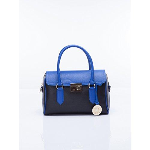 Main Femme 5vxw84416navybluenerovstampato Pour Sac V Bleu 1969 À LMGSzVpqU